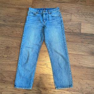 Vintage GAP Denim straight leg mom jeans 28R